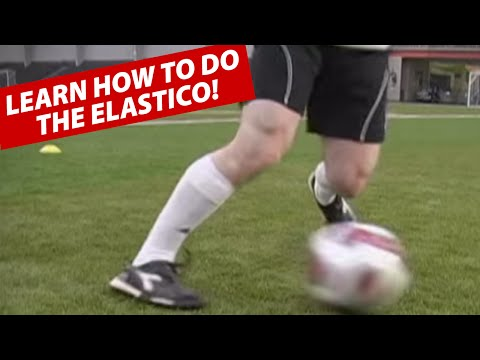 How To Do The Ronaldo (Elastico / Flip-Flap) Soccer Football Move