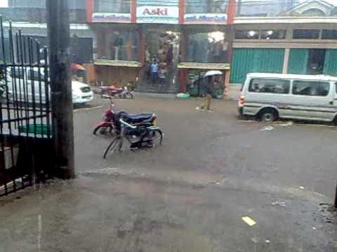 Flood in Sainthamaruthu
