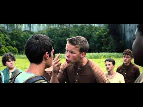 The Maze Runner -- Featurette with Dylan O'Brien Intro - Regal Cinemas [HD]