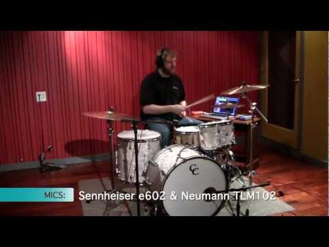 Recording Drums Part 1: Just Two Microphones