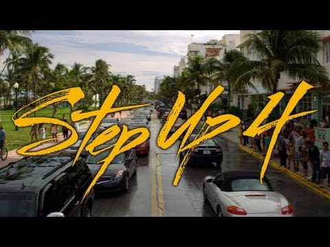 STEP UP 4 - Exclusive Announcement Piece (HD)