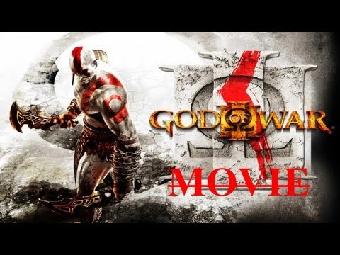 God of War III: All QTE & Cutscenes 720p [HD]