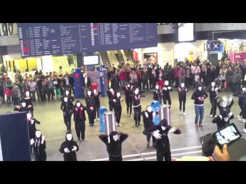*SWITZERLAND ENTRY* Fuse ODG - #ANTENNADANCE Competition *FLASHMOB* -YVb_glY3Dng