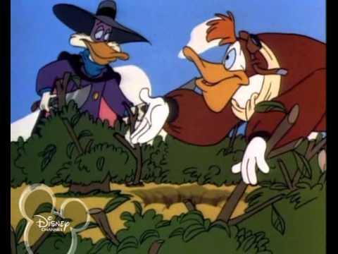 Darkwing Duck Ita - 03 - La bella e la barbabietola
