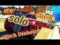 # GTA V ONLINE # NOVO GLITCH DE $DINHEIRO$ FUNCIONANDO # PATCH 1.18 SOLO $$$$$$