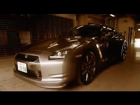 Nissan GTR car review - Top Gear - BBC autos
