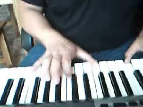 Perfume a tus Pies Tutorial Piano por JAGB