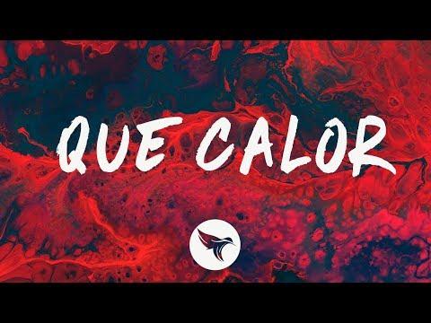 Major Lazer – Que Calor Letra / Lyrics ft. J Balvin & El Alfa