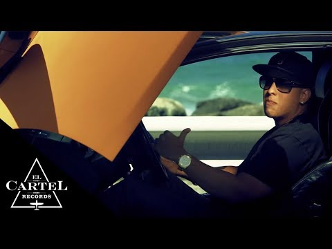 Daddy Yankee - El Amante (OFFICIAL HD)
