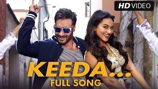 Keeda (Unseen Video Song)  Action Jackson  Ajay Devgn & Sonakshi Sinha