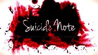 Suicide Note [Short Film] - Trailer