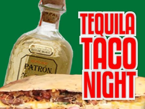 Tequila Taco Night - Epic Meal Time