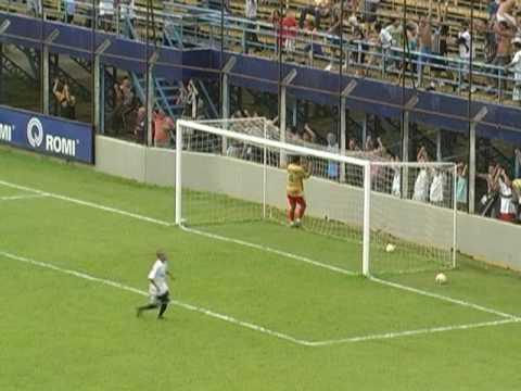 União Barbarense 2x2 Grêmio Osasco - Paulista A2 2010