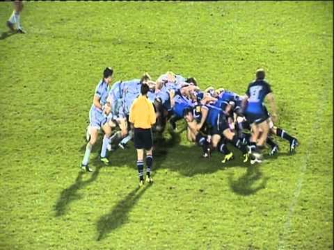New scrum calls 2012 match example