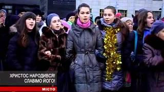 В Житомире православные христиане отпраздновали Рождество