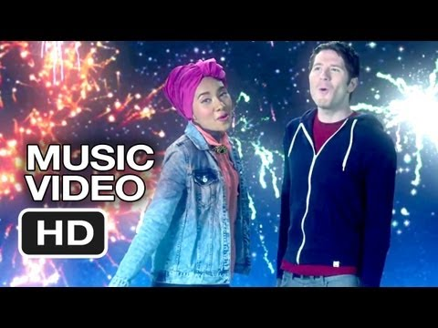 The Croods Owl City & Yuna Music Video - Shine Your Way (2013) - Emma Stone Movie HD poster
