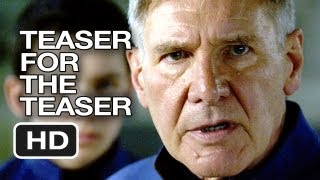 Ender's Game Teaser for the Teaser (2013) - Harrison Ford Movie HD