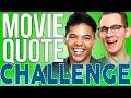 MOVIE QUOTE CHALLENGE | D-Trix