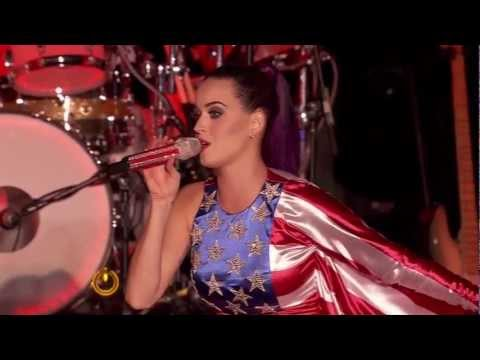 Katy Perry Part of Me - Macy's Fireworks Spectacular - NY July 4th 2012