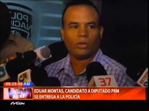 """Eduard Montas: """"Vi a Blas Peralta apuntar al vehículo"""""""