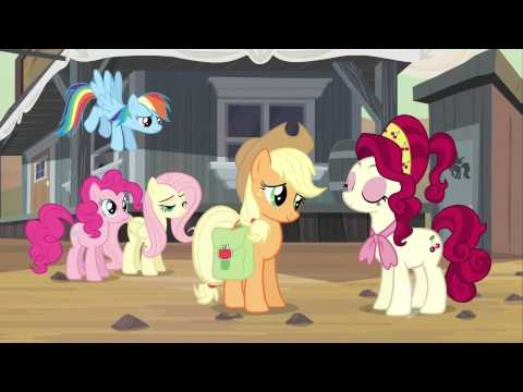 MLP FiM S2, Episode 14 - The Last Roundup (UnEdited)