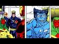Фрагмент с средины видео - БОГИНЯ: Адам Уорлок - ЖЕНЩИНА? Marvel Comics. КОНЦЕПЦИИ