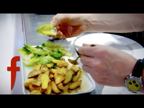 Ramsay Stunned As Chef BURNS LETTUCE!   The F Word
