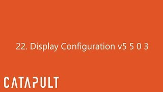 Display Configuration