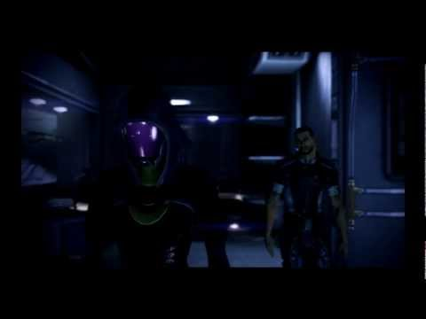 Mass Effect 3 - Tali Romance, Flirts and HomeWorld ( Rannoch )