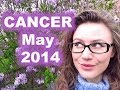 CANCER May 2014 with Astrolada