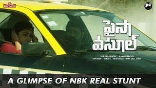 Glimpse of NBK Stunt in Paisa Vasool