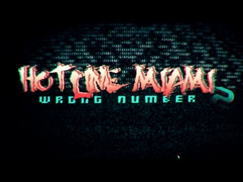 Hotline Miami 2: Wrong Number - Teaser Trailer
