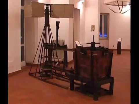 LE MACCHINE DI LEONARDO (Leonardo da Vinci's interactive machines)