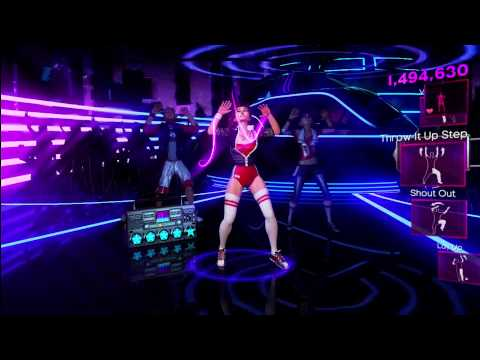 DJ Got Us Fallin' In Love Dance Central 2 Hard 100%