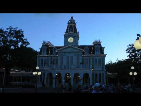 City Hall, Magic Kingdom, Walt Disney World HD (1080p)
