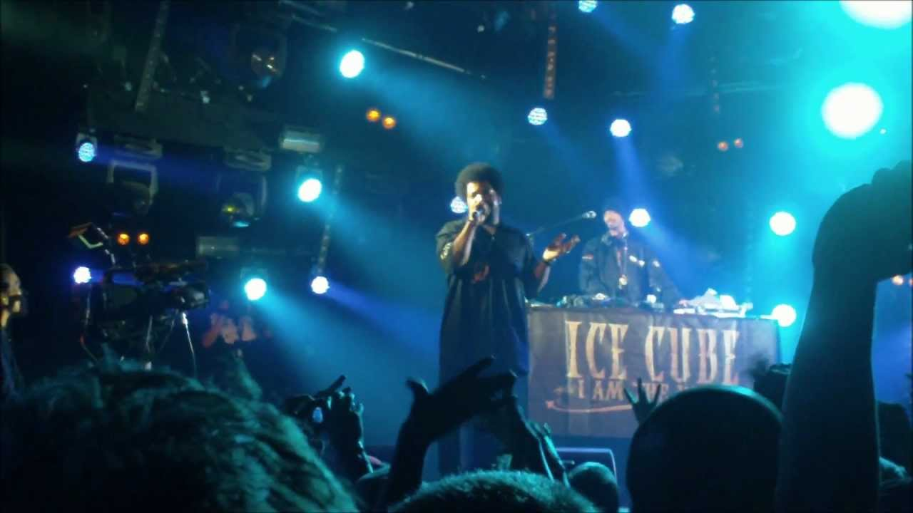 Ice Cube & WC C-Walking at Royal Arena Festival 2012