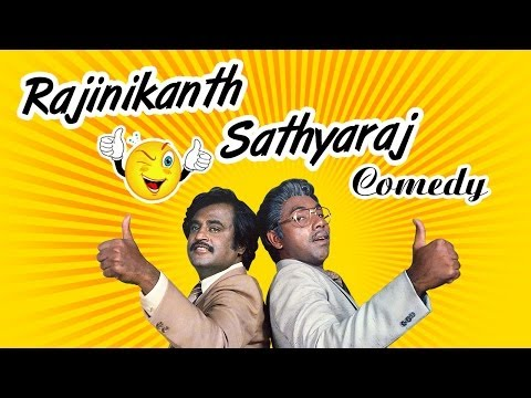 Mr Bharath Full Comedys - Rajinikanth