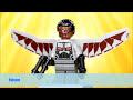 Фрагмент с начала видео LEGO® Captain America: Civil War Team Captain America vs Team Iron Man? Which Side Are You On?
