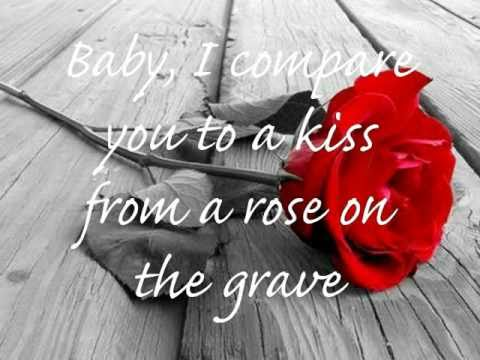 Kiss from a Rose- Seal (Lyrics)