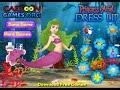 Фрагмент с начала видео - Disney Princess - Princess Ariel Dress Up (Dress Up Game for Girls)