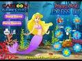 Фрагмент с средины видео - Disney Princess - Princess Ariel Dress Up (Dress Up Game for Girls)