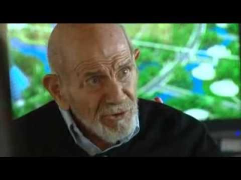Jacque Fresco in Nuova Zelanda - anteprima intervista