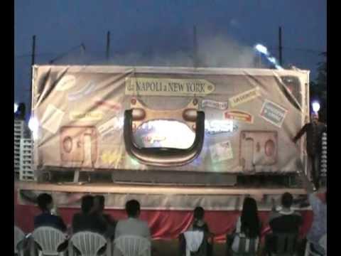 Pietro Galassi - Apertura spettacolo estivo 2012
