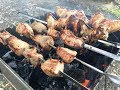 Простая мариновка шашлыка из курицы