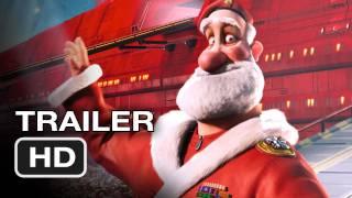 Arthur Christmas (2011) Full Trailer - HD Movie - James McAvoy Movie