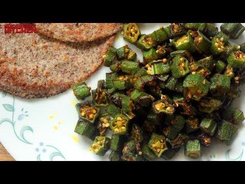 Keto Bhindi Masala (Stir Fried Okra) | Keto Recipes | Headbanger's Kitchen