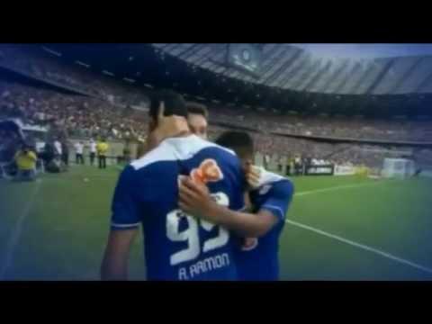Fechado com o Cruzeiro!