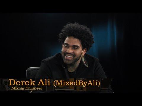 Mix Engineer Mixed By Ali (Kendrick Lamar) - Pensado's Place #97