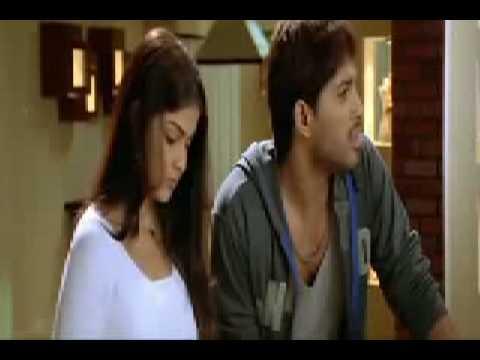 Genelia - Allu Arjun in Happy
