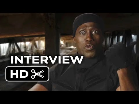 Movies Coming Soon: The Expendables 3 Interview